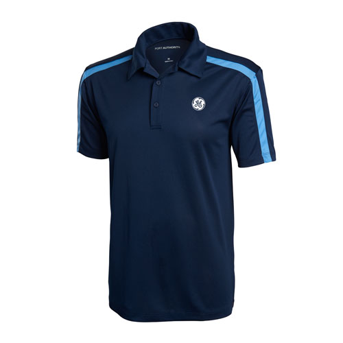 Silk Touch Colorblock Polo