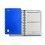 GE 2020 Custom Wire Bound Log Book Blue