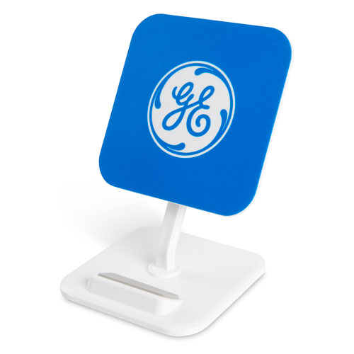 GE Wireless Charging Stand White