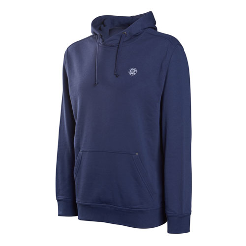 GE Mens Cutter and Buck MainStage Pullover Hoodie Navy