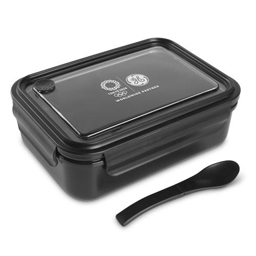 GE Tokyo Olympics Bento Box Black