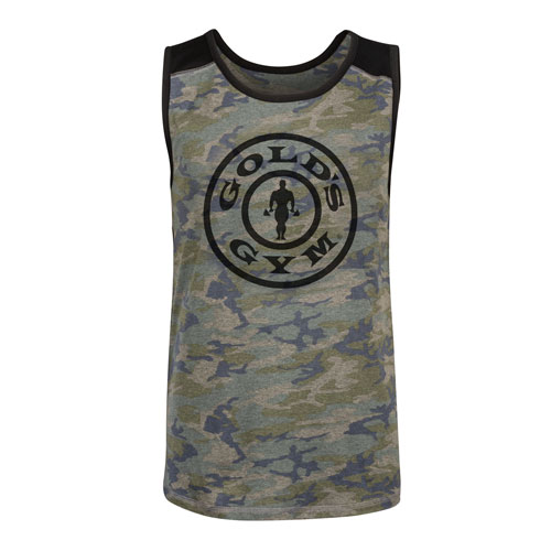 Mens' Latitude Contrast-Back Tank