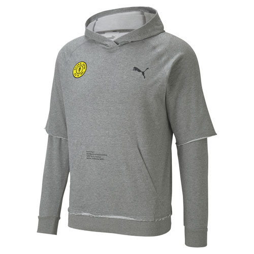 OG Iconic Unisex Gray Hoodie by PUMA