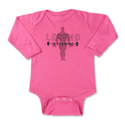 Infant Legend In Training Bodysuit