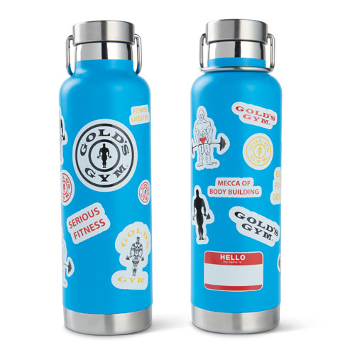 Journey Sticker Bottle