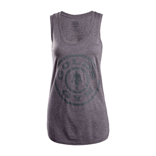 Ladies' Weight Plate Racerback Tank