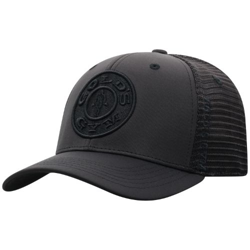 Top of the World Chatter Cap Black