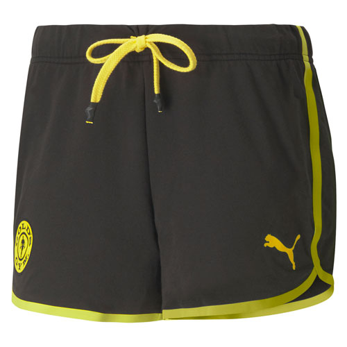 "3"" Ladies' Black Track Short by PUMA"