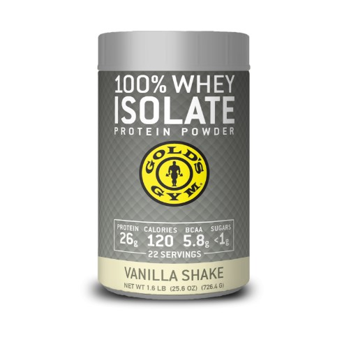 Vanilla Protein Isolate Powder 25.6oz