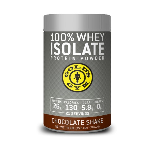 Chocolate Protein Isolate Powder 25.6oz