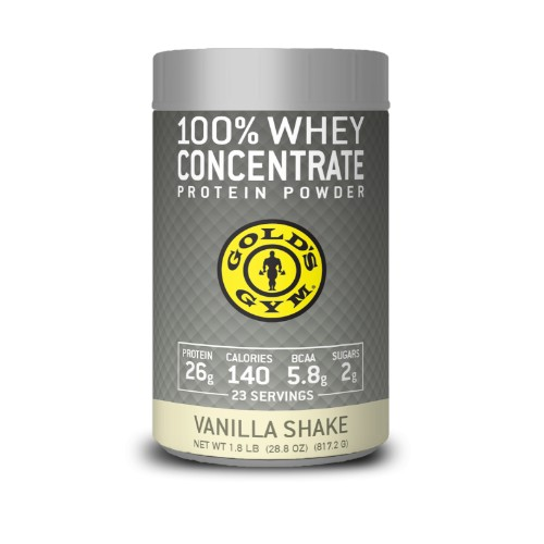 Vanilla Protein Concentrate Powder 28.8 oz