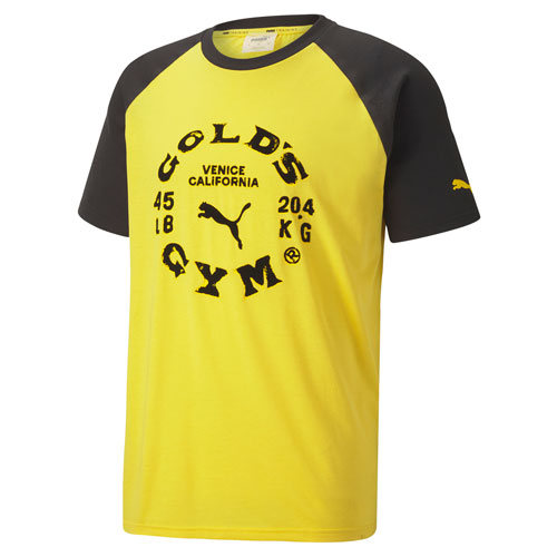 Stronger Yellow Unisex Raglan by PUMA