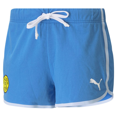 "3"" Ladies' Blue Track Short by PUMA"