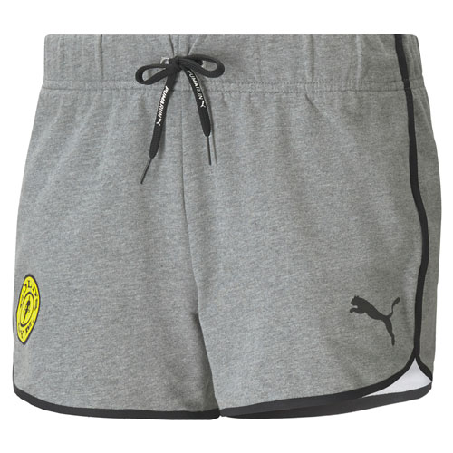 "3"" Ladies' Gray Track Short by PUMA"