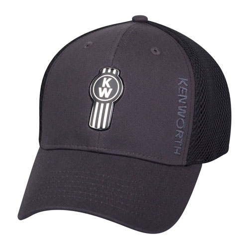 Liquid Metal Fitted Mesh Hat