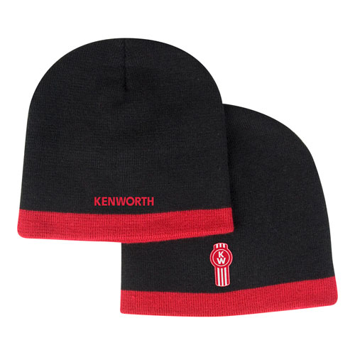 Red Stripe Beanie
