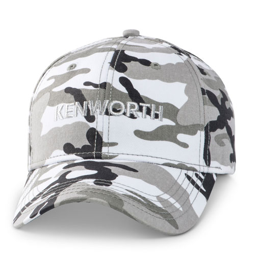 Winter Camo Cap