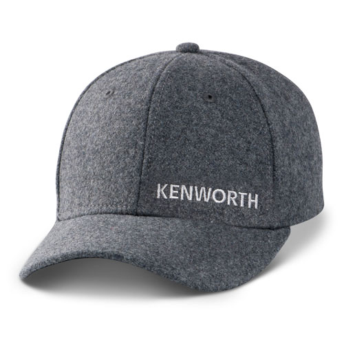 Wool Cap Dark Grey