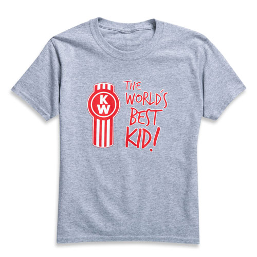 The World's Best Kid Tee