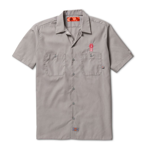 Dickies Industrial Work Shirt
