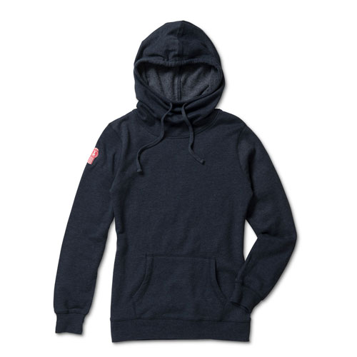 Ladies' Lightweight Fleece Hoodie