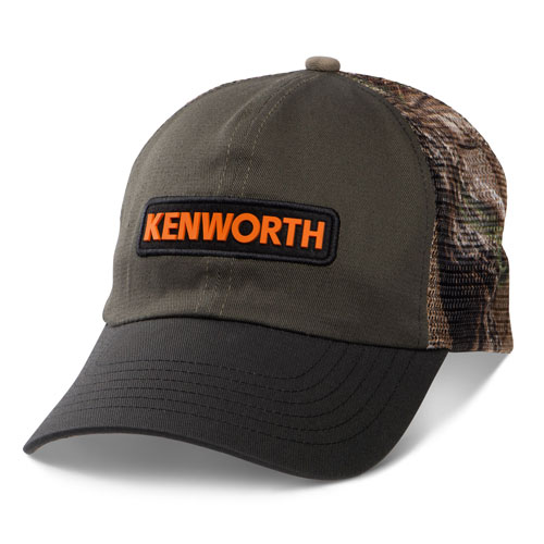 Moss and Olivewood Unstructured Mesh Cap with Realtree AP Camo