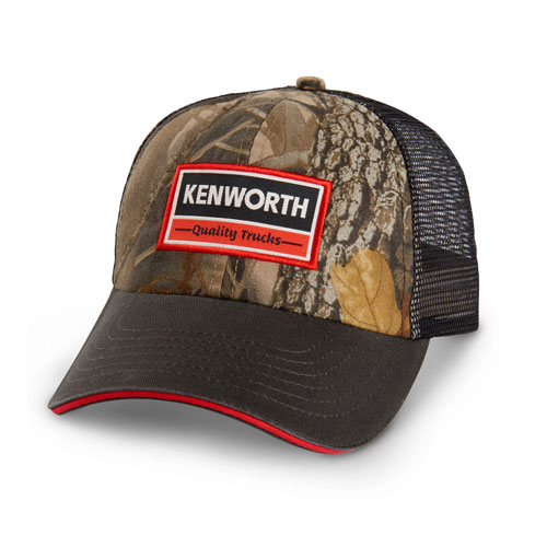 Quality Trucks Realtree Hardwoods HD® Mesh Sandwich Hat