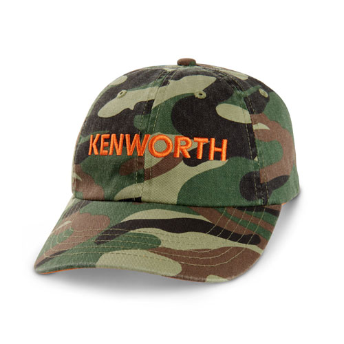 Youth Camo Hat