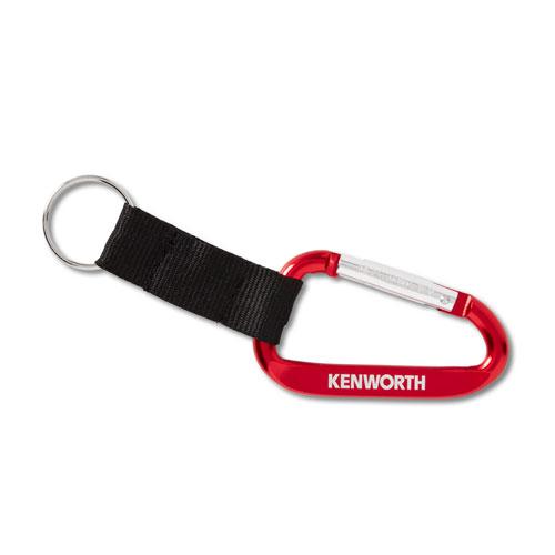 10PK Carabiner Key Ring