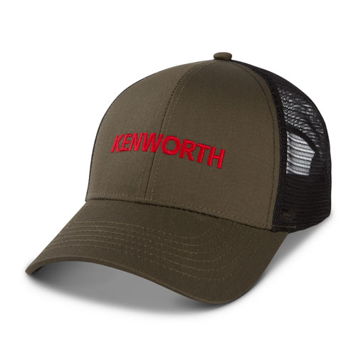 Value Mesh Hat – Wordmark