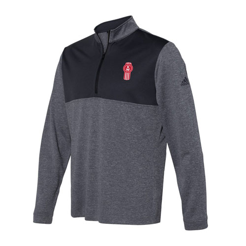 Adidas Quarter-Zip Performance Pullover