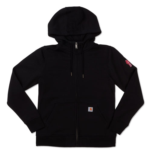 Ladies' Carhartt® Zippered Hoodie