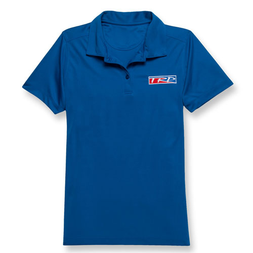 TRP Ladies Clique Parma Polo Royal Blue