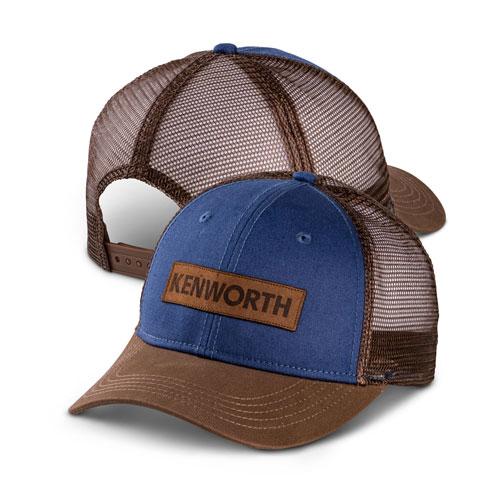 Pigment-Dyed Trucker Hat