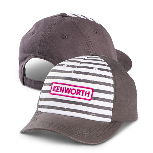 Ladies' Striped Hat