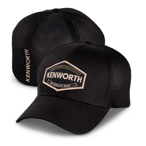 Blackout Mesh Hat