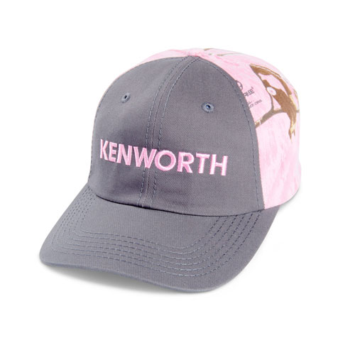 Ladies' Realtree® Camo Pink Cap