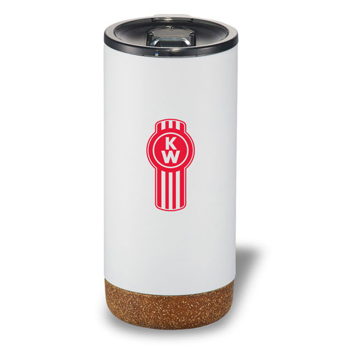 16 oz. Valhalla Thermal Tumbler with Cork Base