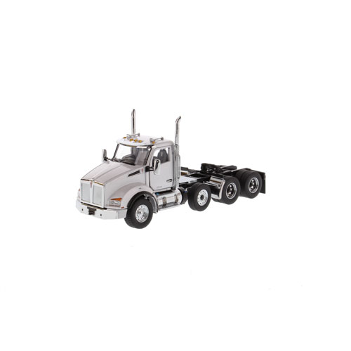 1:50 Scale T880 Day Cab - Metallic White