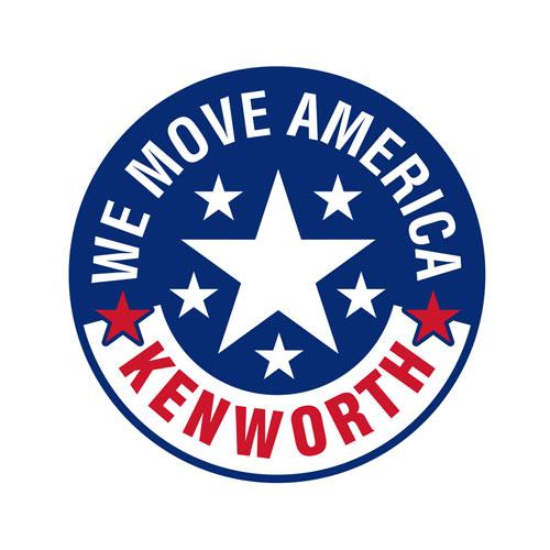 We Move America Stickers