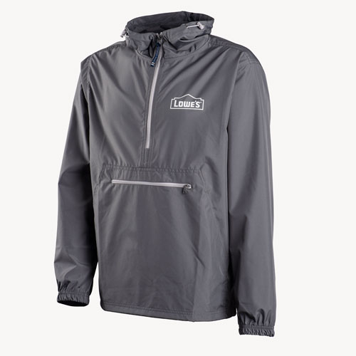 Packable Pullover Jacket