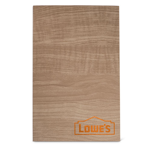 Faux Wood-Grain Journal