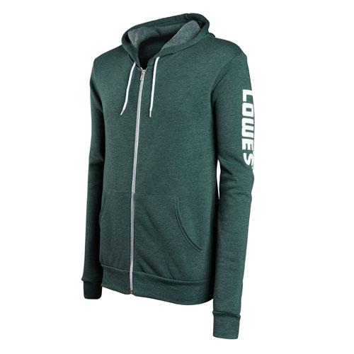 Full Zip Sweatshirt Hoodie