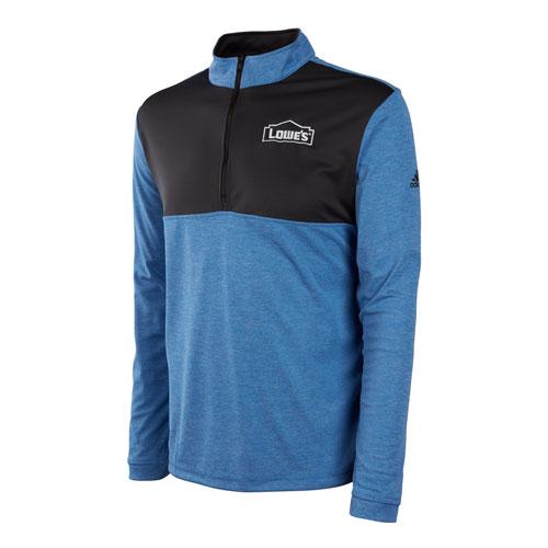 Adidas Quarter-Zip Pullover