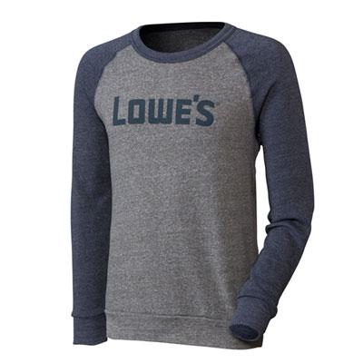 Alternative Colorblock Fleece Sweatshirt