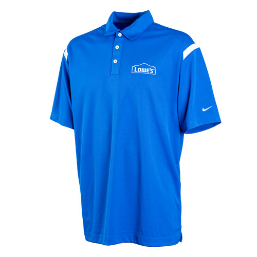 Nike Shoulder Striped Polo