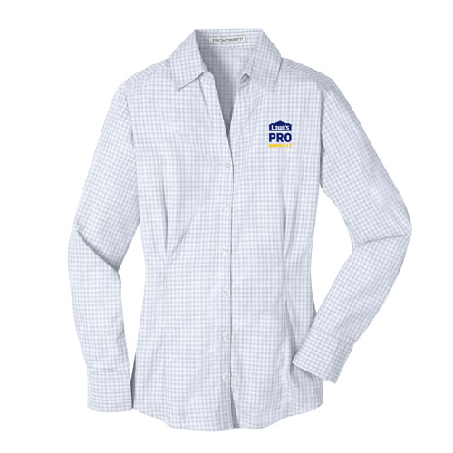 Lowe's PRO Ladies' Dress Shirt