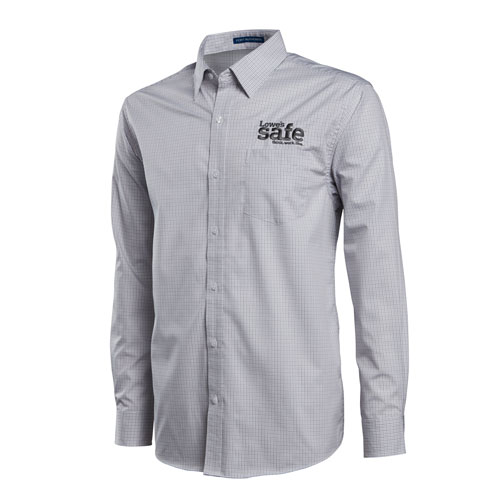 Lowe's Safe Dress Shirt