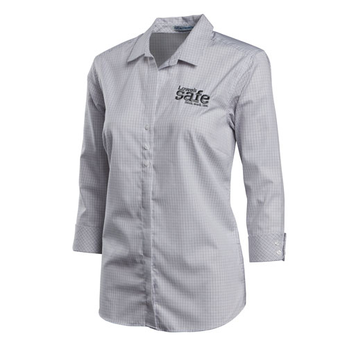 Lowe's Safe Women's Dress Shirt