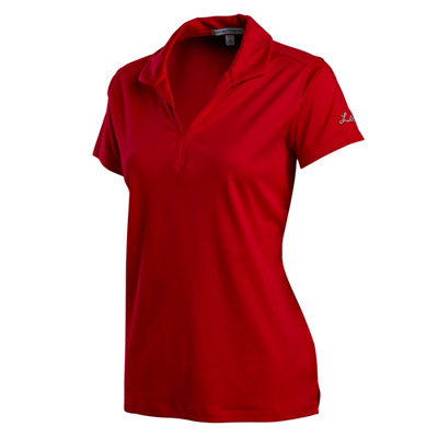 Ladies' RED Friday Polo